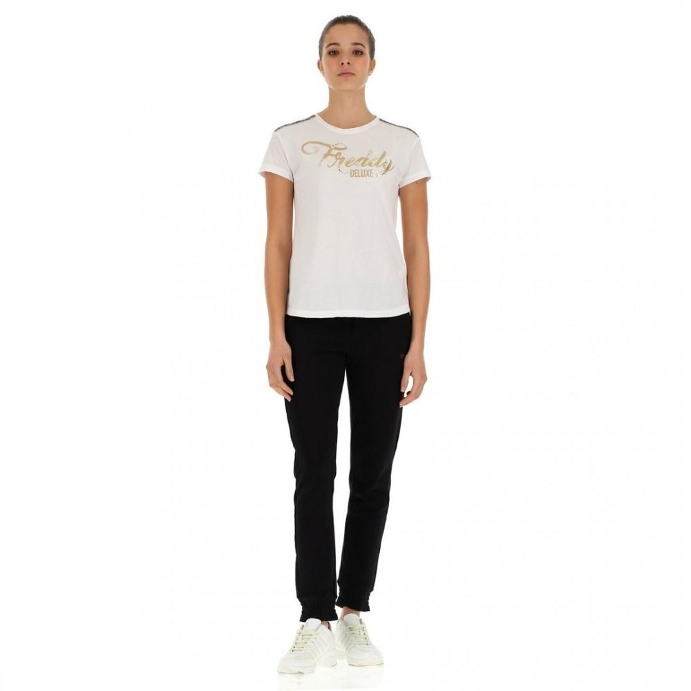 Dámské bílé tričko FREDDY