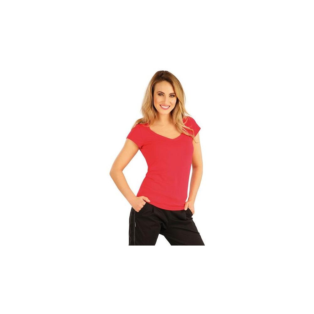 LITEX Tričko dámské s krátkým rukávem