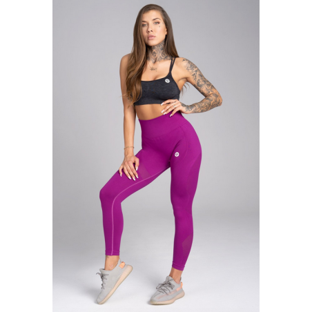 Gym Glamour Legíny Bezešvé Flash