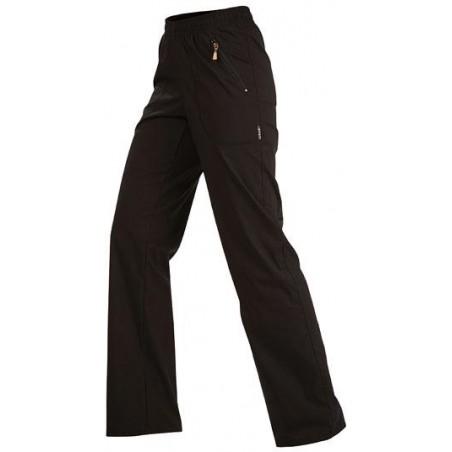 LITEX Kalhoty dámské dlouhé do pasu