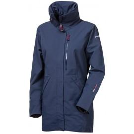FLORENCE dámský softshellový kabát tm.modrá