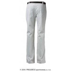 PAUSA dámské kalhoty s bambusem krémová - doprodej