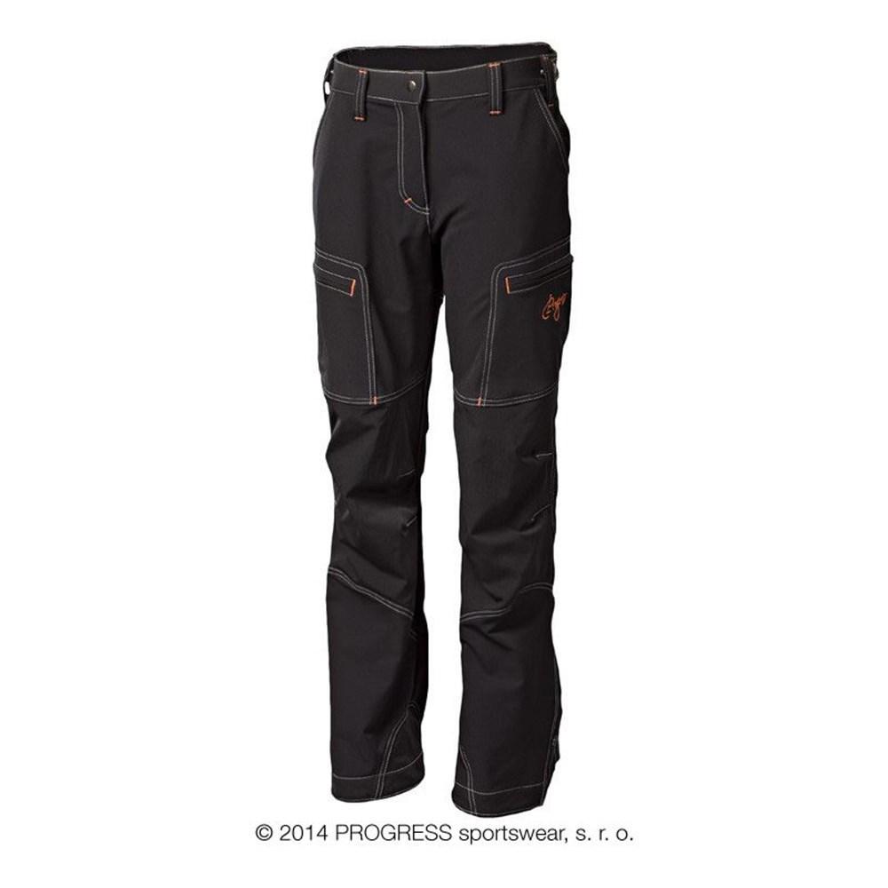QUETTA dámské zimní technické kalhoty černá - doprodej