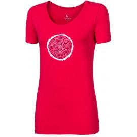 "SASA ""TIMBER"" dámské triko s bambusem růžová"