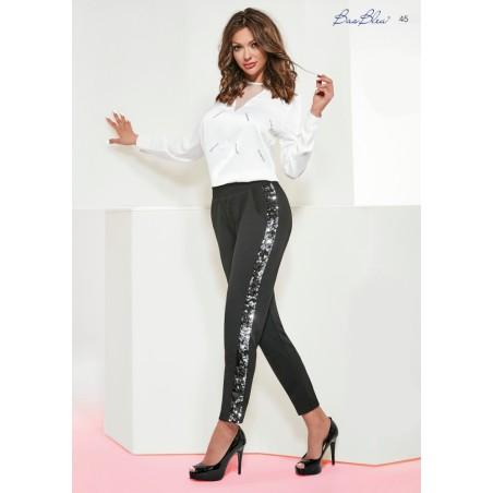 Legínové kalhoty ZOYA BAS BLEU